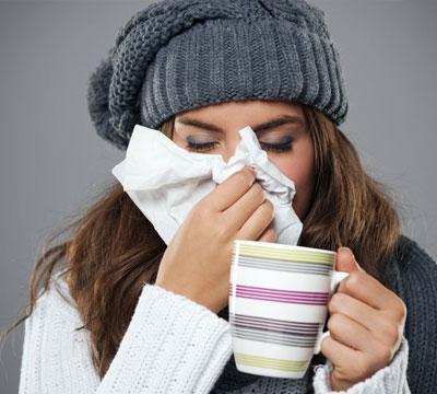 Tratamentos de gripe com fitoterapia e acupuntura